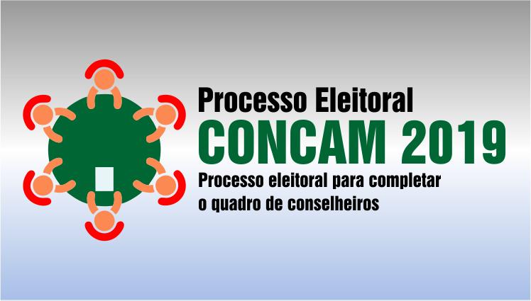 Resultado Preliminar das Eleições do CONCAM