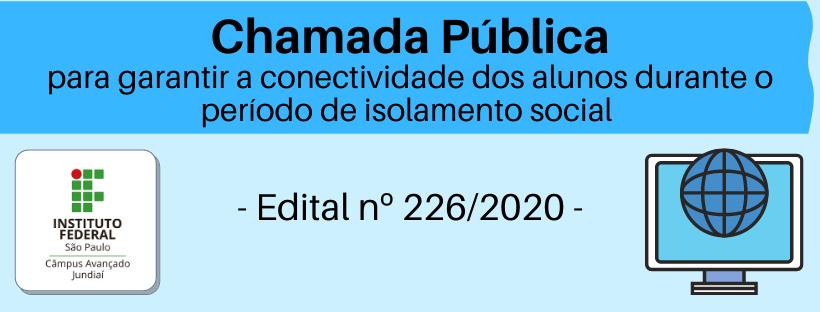 Câmpus Jundiaí lança Chamada Pública para garantir a conectividade dos alunos
